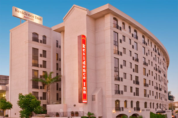 Hotel Residence Inn da Marca Marriot
